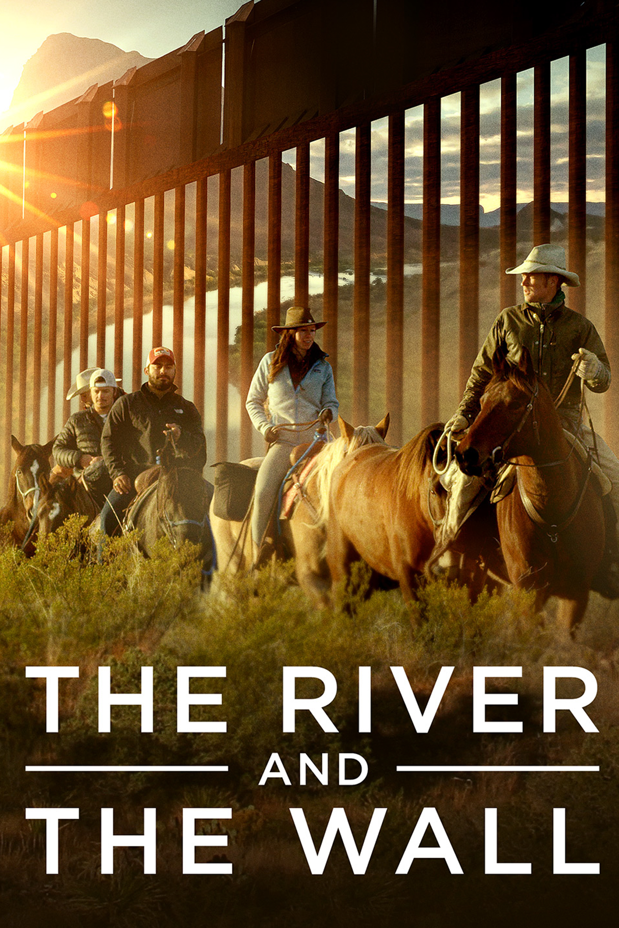 The River and the Wall (2019)
