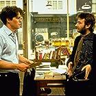 Hugh Grant and James Dreyfus in Notting Hill (1999)
