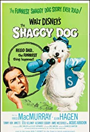 The Shaggy Dog (1959) Poster - Movie Forum, Cast, Reviews