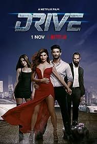 Jacqueline Fernandez, Sushant Singh Rajput, Vikramjeet Virk, and Sapna Pabbi in Drive (2019)