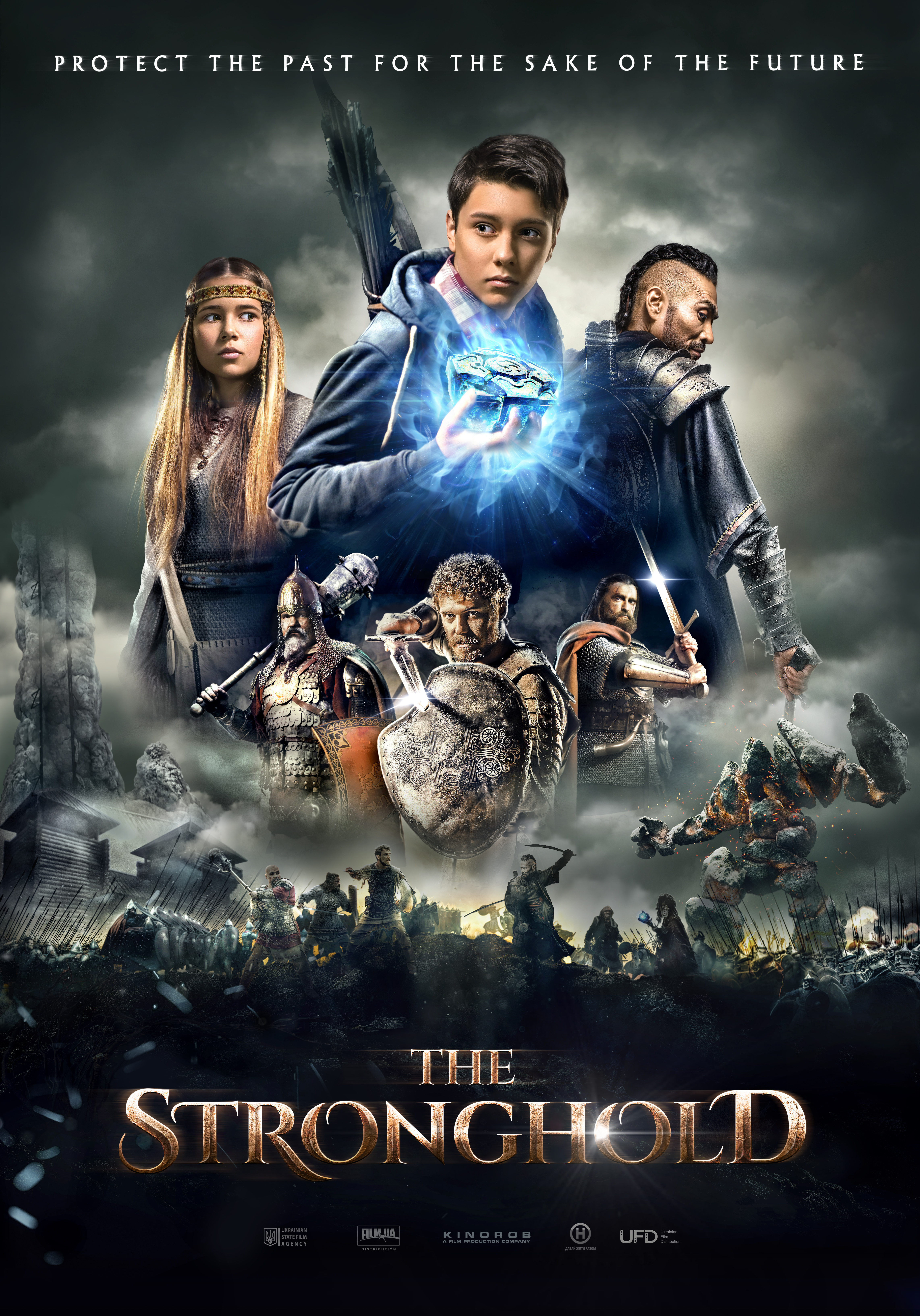 The Stronghold (2017) WEBRip 720p