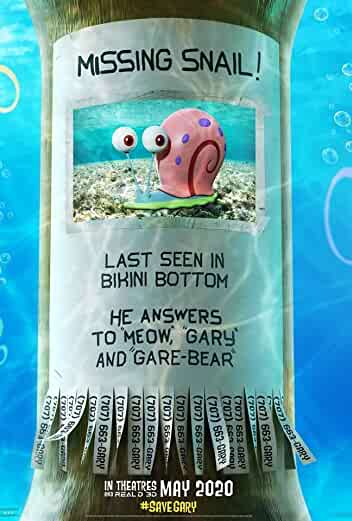 'The SpongeBob Movie: Sponge on the Run'