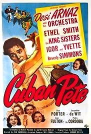 Cuban Pete Poster