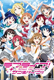 Love Live! Sunshine!! Poster