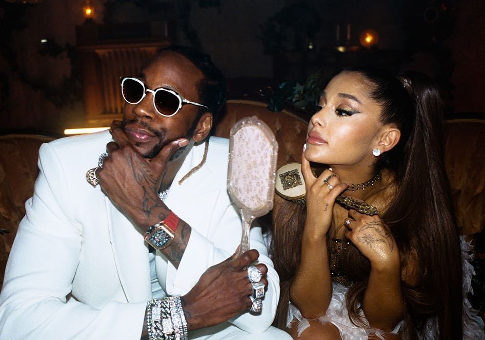 af075bccf1 2 Chainz Feat. Ariana Grande  Rule The World (2019)