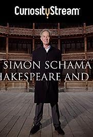 Simon Schama's Shakespeare Poster