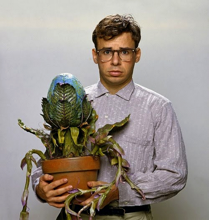 Rick Moranis in Little Shop of Horrors (1986)
