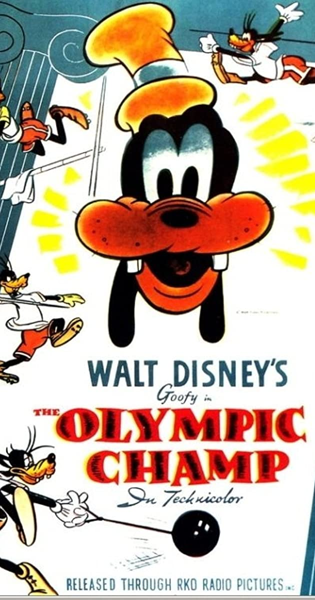 The Olympic Champ (1942)