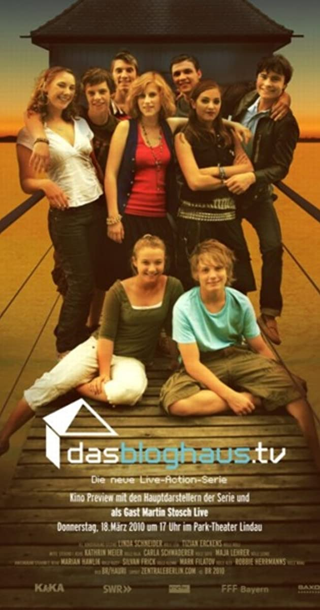 dasbloghaus.tv (TV Series 2010– ) - Plot Summary - IMDb