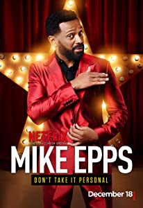 Movie for pc download Mike Epps: Don't Take It Personal by Leslie Small [480x320]