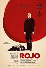 Rojo Poster
