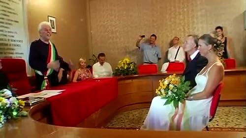 Alejandro Jodorowsky celebrates the wedding of Antonio Bertoli