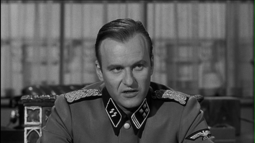 Werner Klemperer in Operation Eichmann (1961)