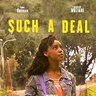 Damian Muziani and Ebony Obsidian in Such A Deal (2019)