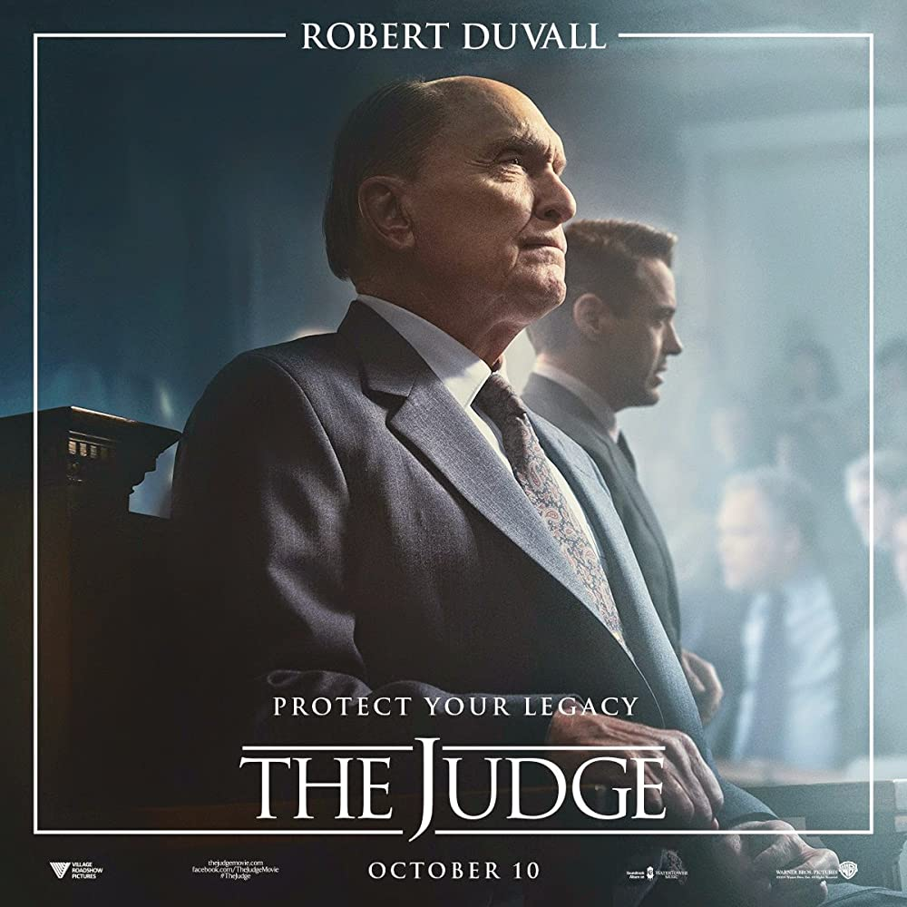 Robert Downey Jr. and Robert Duvall in The Judge (2014)