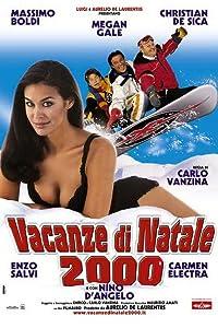 The movie download for free Vacanze di Natale 2000 [360p]