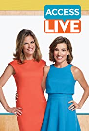 Access Hollywood Live Poster