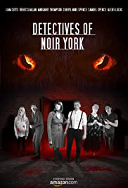 Detectives of Noir York Poster