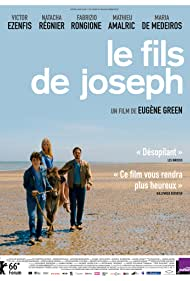 Fabrizio Rongione, Natacha Régnier, and Victor Ezenfis in Le fils de Joseph (2016)