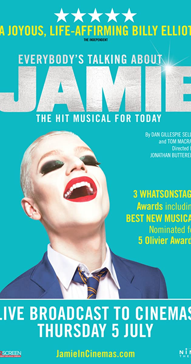 everybody's talking about jamie - photo #5