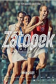 Václav Neuzil in Zátopek (2021)