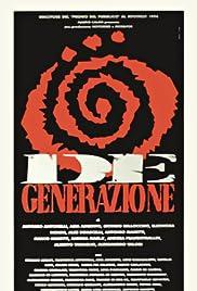 De Generazione Poster