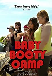 Baby Booty Camp Poster