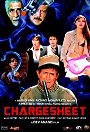 Chargesheet Poster