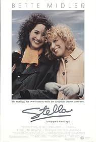 Bette Midler and Trini Alvarado in Stella (1990)