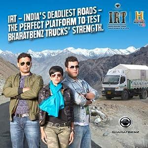 Download di video più recenti IRT: India\'s Deadliest Roads  [320x240] [hddvd] (2016) India