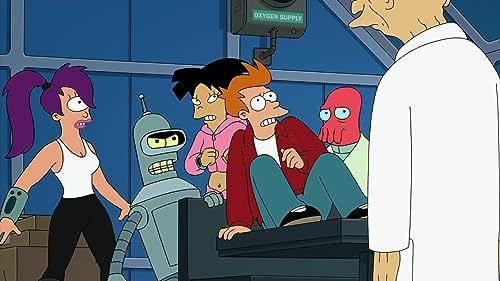 Futurama: Murder On The Planet Express