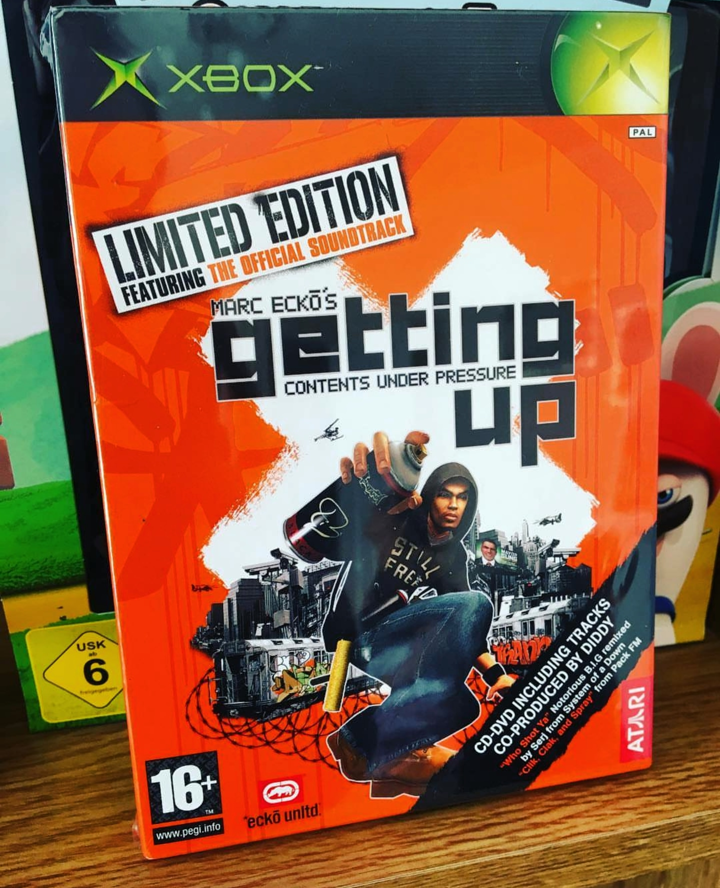 Getting Up: Contents Under Pressure (2005)