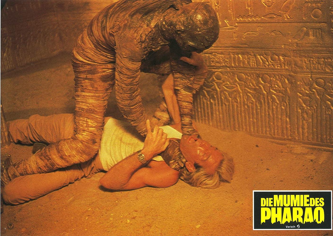 Dawn of the Mummy (1981)