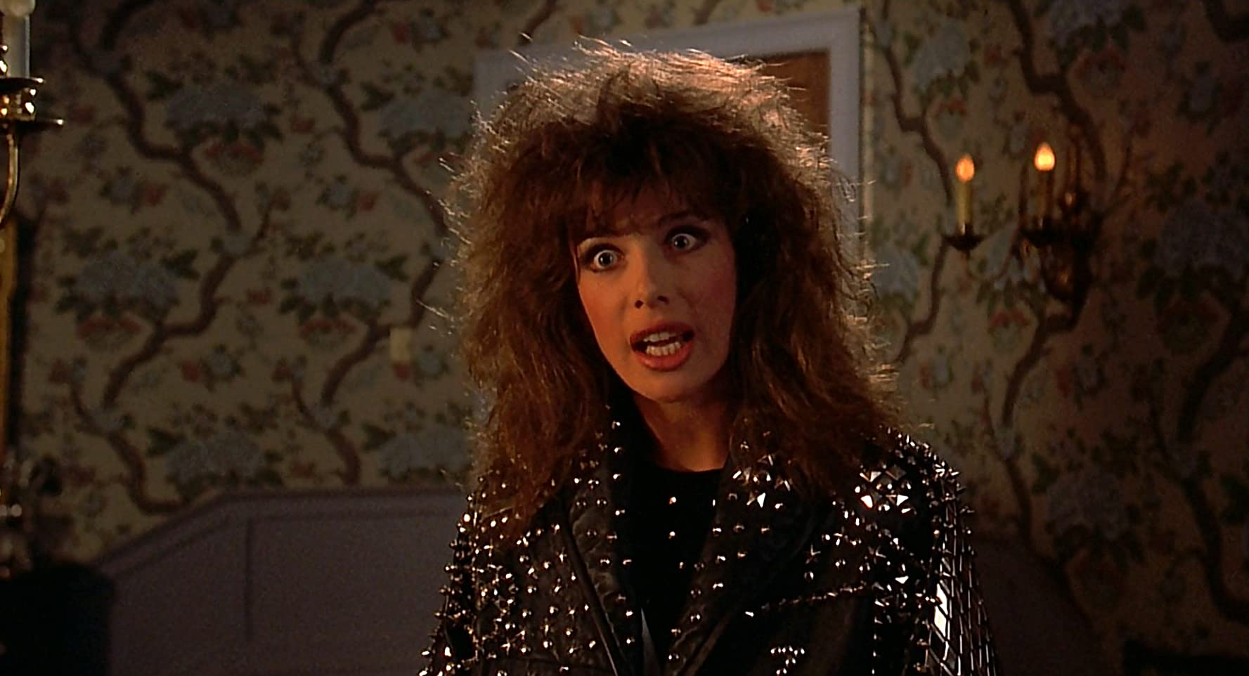 Kelly LeBrock in Weird Science 1985