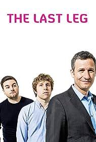 Adam Hills, Josh Widdicombe, and Alex Brooker in The Last Leg (2012)