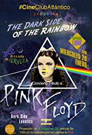 The Legend Floyd: The Dark Side of the Rainbow Poster