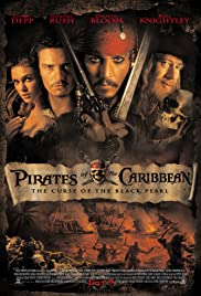 Pirates of the Caribbean: The Curse of the Black Pearl (2003) 720p