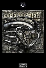 Giger's Alien Poster