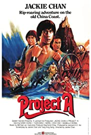 Project A (1983) Poster - Movie Forum, Cast, Reviews