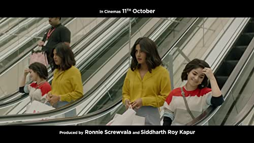 The Sky Is Pink   Moose - The Mommy Cool   Priyanka, Farhan, Shonali   11th Oct