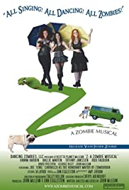 Z: A Zombie Musical Poster