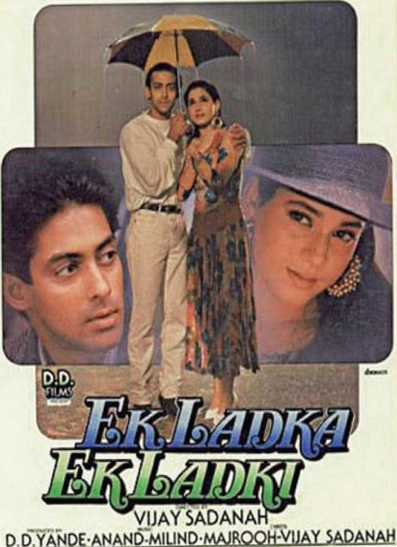 Ek Ladka Ek Ladki (1992) - Photo Gallery - IMDb