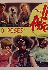 Wild Poses Poster
