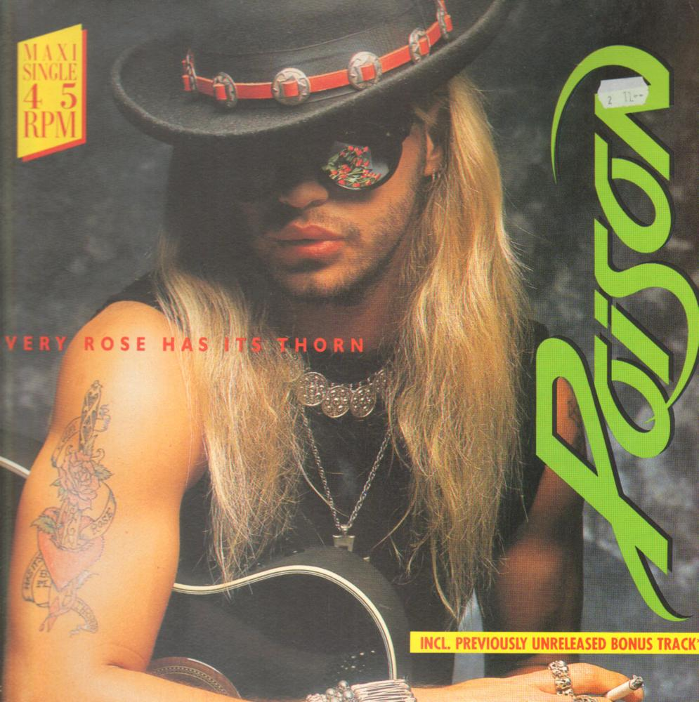 Poison: Every Rose Has Its Thorn (Video 1988) - IMDb