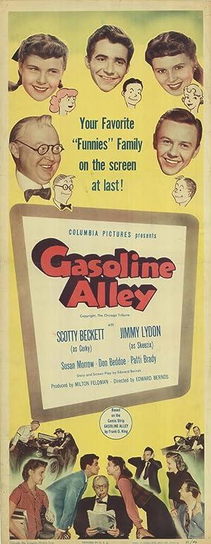 Where to stream Gasoline Alley