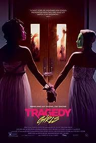 Alexandra Shipp and Brianna Hildebrand in Tragedy Girls (2017)