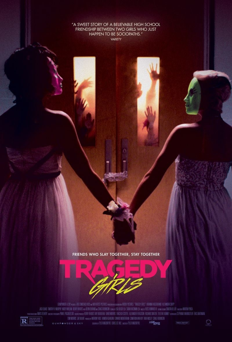 Tragedy Girls (2017) BluRay 720p & 1080p