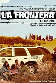 A Fronteira Poster
