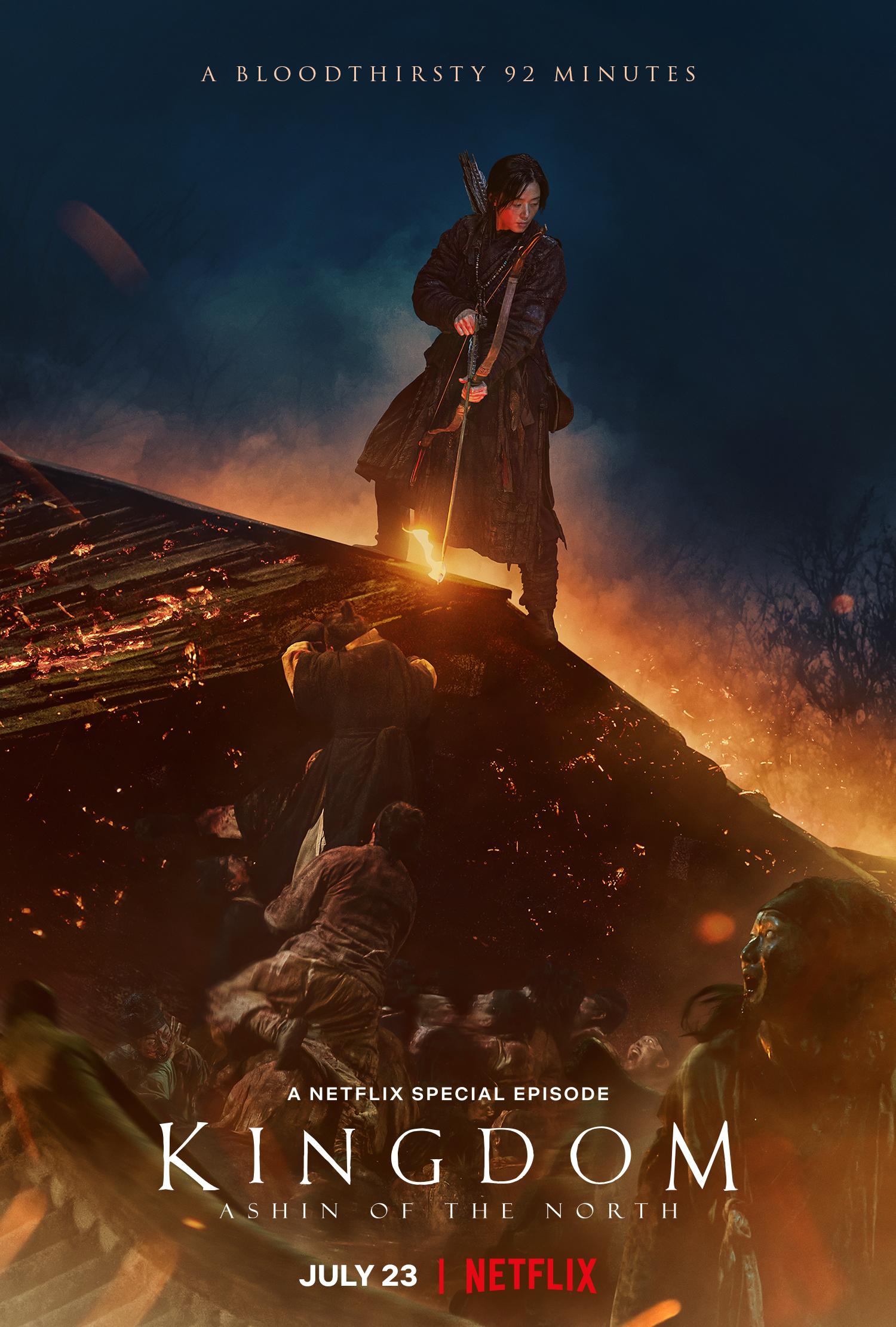 Phim Vương Triều Xác Sống: Ashin Phương Bắc - Kingdom: Ashin of the North (2021)