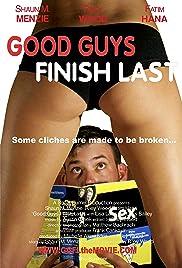 Good Guys Finish Last Poster